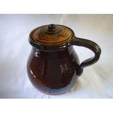 Гърне 3л. За готвене Ръчно Изработено От Традиционна Троянска Керамика